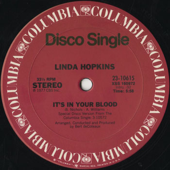 DG_LINDA HOPKINS_ITS IN YOUR BLOOD_201507