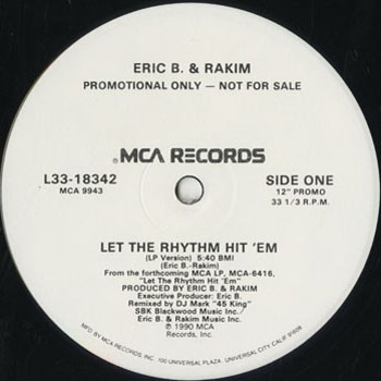 HH_ERIC B  RAKIM_LET THE RHYTHM HITEM_201507