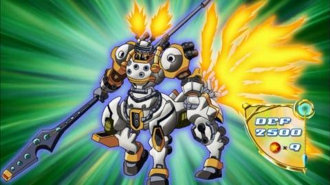 超重魔獣 キュウ-B