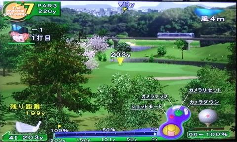 s-わいわいゴルフプレー8th (6)