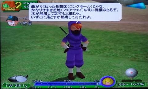 s-わいわいゴルフプレー8th (13)
