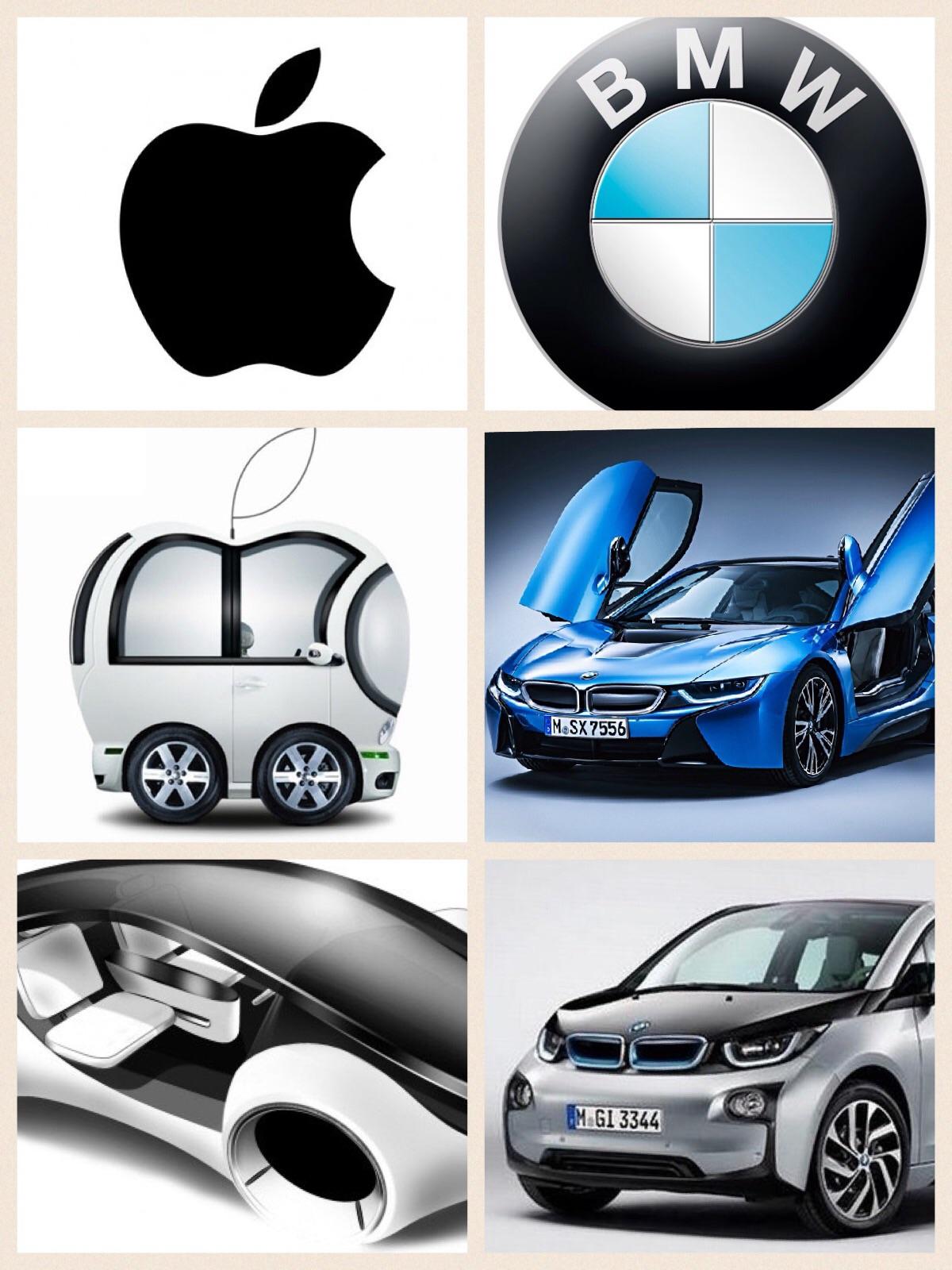 アップル BMW 提携?