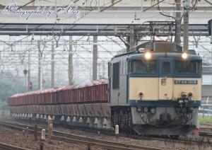 5780レ(=EF64-1016牽引)