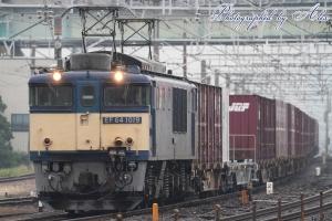 2071レ(=EF64-1019牽引)