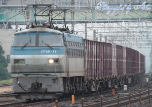 2095レ(=EF66-111牽引)