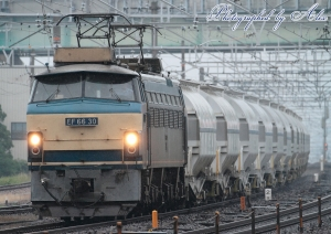 5767レ(=EF66-30牽引)