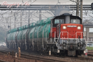 5271レ(=DD51-1802牽引)