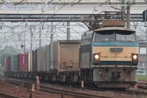 5052レ(=EF66-26牽引)