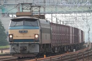 1353レ(=EF66-30牽引)