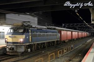 5099レ(=EF66-52牽引)