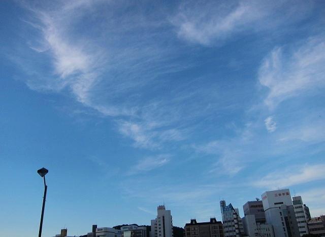 台風前日3