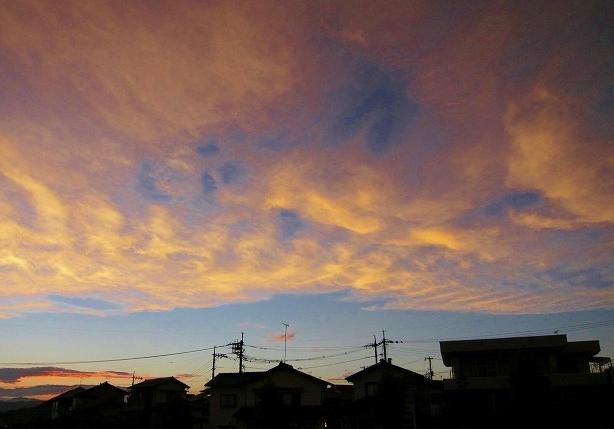 台風前日5
