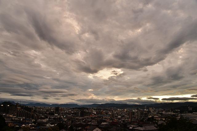 台風通過4