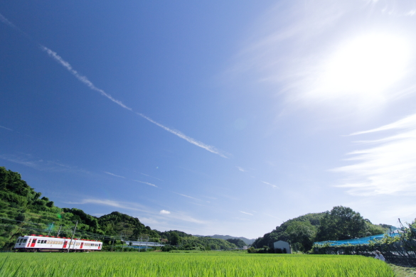 2015/7/26 和歌山電鐵貴志川線 吉礼~伊太祈曽