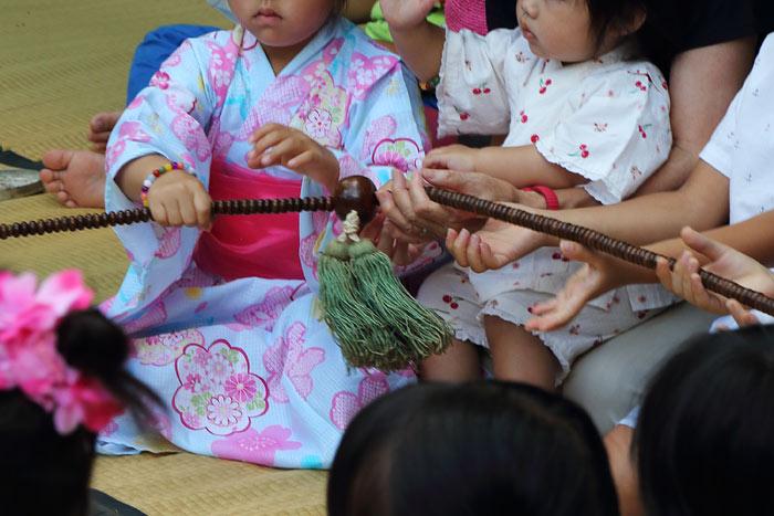 吉田寺 地蔵盆2