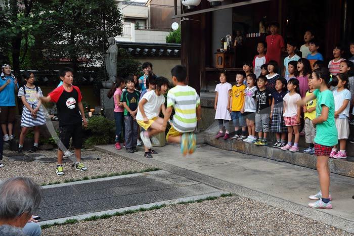 2015/07/23 福智院 地蔵盆3
