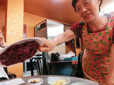 「チャンウォン食堂」ムンティギ⑥