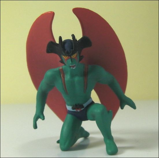 DEVILMAN COLECTION_SANY0001