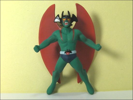 DEVILMAN COLECTION_SANY0021