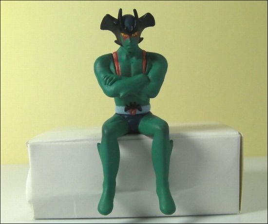 DEVILMAN COLECTION_SANY0027