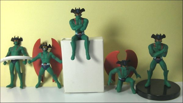 DEVILMAN COLECTION_SANY0033