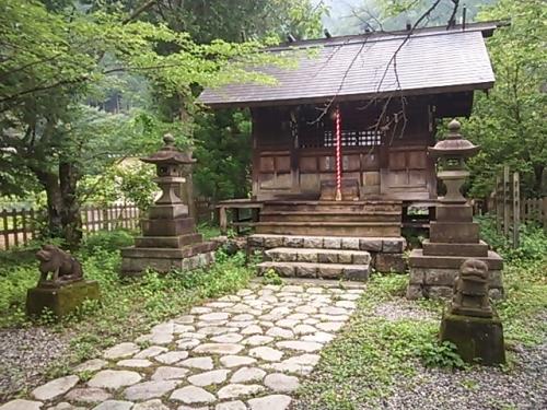 通洞高山神社