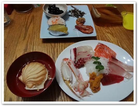 元日の夕食