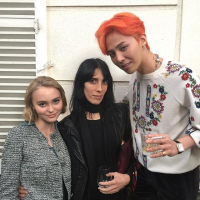 0710 Lily, Michel, G-Dragon