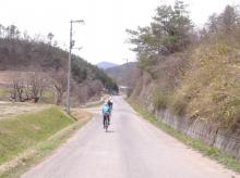 突然にプチメタライダーのサイクリング日記-帰り2