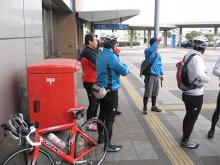 突然にプチメタライダーのサイクリング日記-赤い靴のシャア2