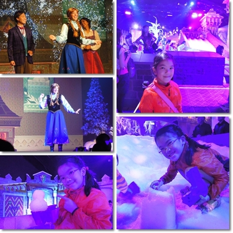 Frozen @ HK Disney
