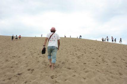 鳥取砂丘2