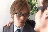 ゲイ動画:[男のプリケツ] 恋の外回り営業、先輩僕もフル勃起っす !! 好帥哥