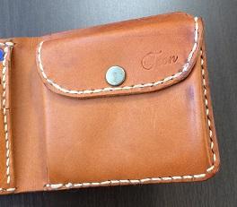 teonさんのお財布01♪