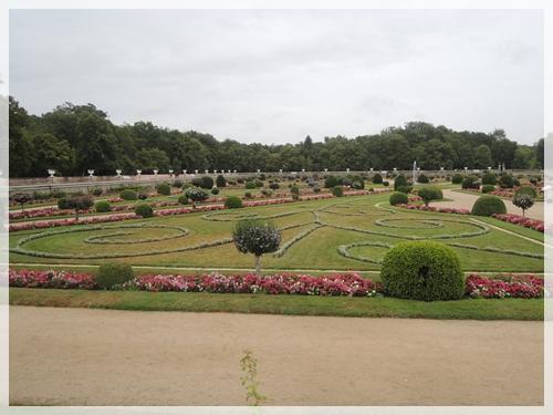 シュノンソーの庭