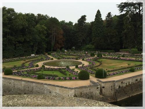 シュノンソーの庭 (2)