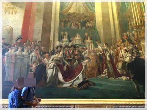 ナポレオンの戴冠式2