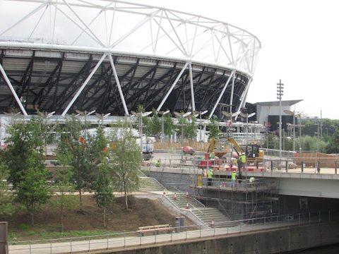 2015 オリンピック競技場