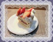 また登場のケーキ