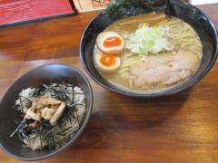 煮干し中華そば つけ麺 海猫-9