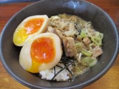 煮干し中華そば つけ麺 海猫-15