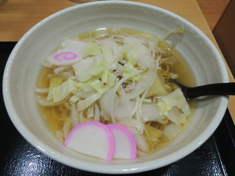 中華そば(720円)