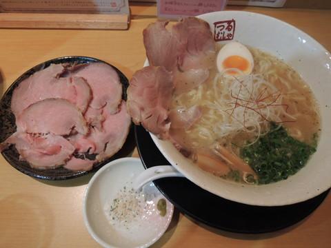 窯出しちゃーしゅー麺(1080円)
