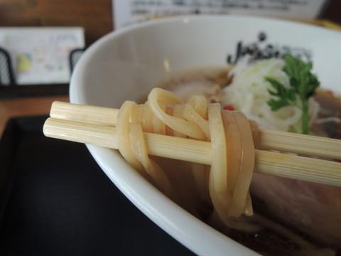 フォアグラの醤の麺