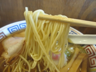 さぶろう 中華ソバ 麺