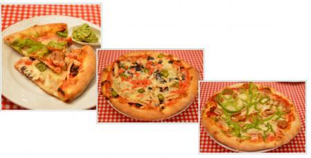 pizzaはItalian&Mexican
