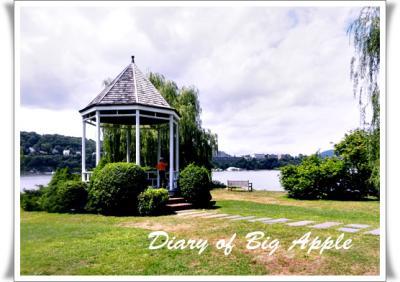 ハドソン川park