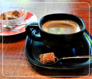わらび餅&coffee
