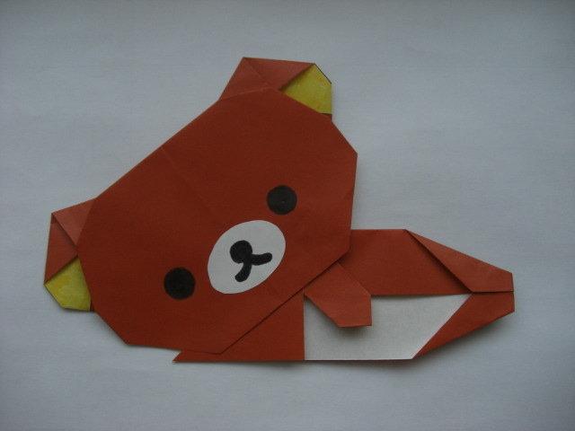 ハート 折り紙 折り紙 人気キャラクター : sun358.jp