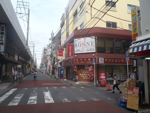 綾瀬駅周辺